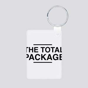 The Total Package Keychains