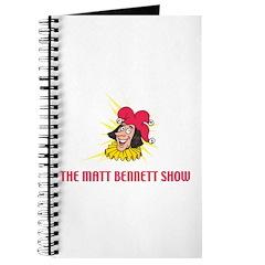 Matt Bennett Show jester Journal