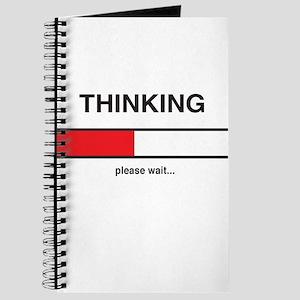 Thinking please wait... Journal