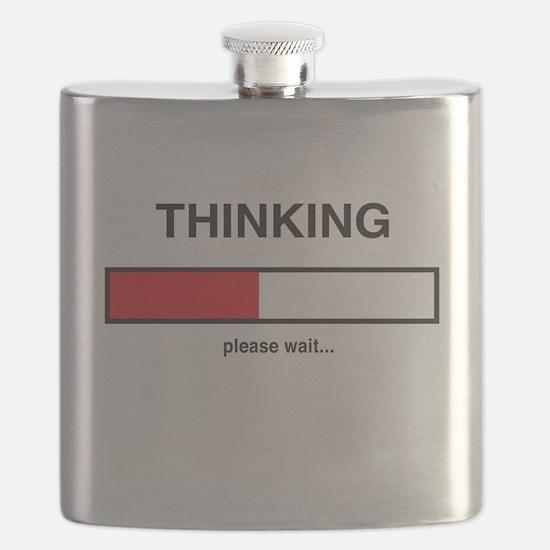 Thinking please wait... Flask