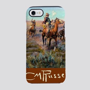 Charles M Russell iPhone 7 Tough Case