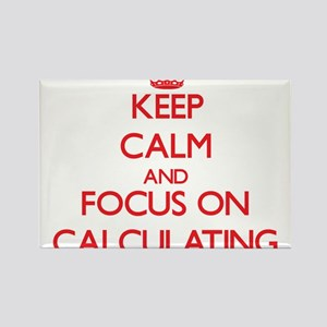 Keep Calm and focus on Calculating Magnets