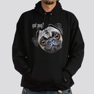 Got Pug? Hoodie (dark)