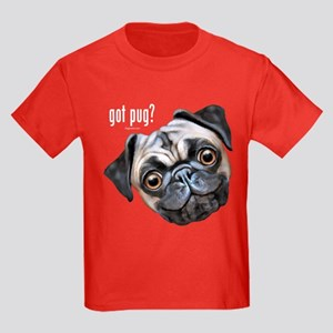 Got Pug? Kids Dark T-Shirt