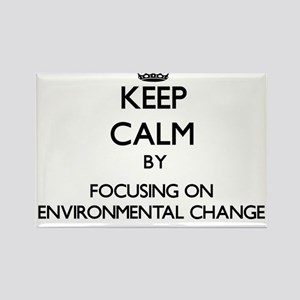 Keep calm by focusing on Environmental Change Magn