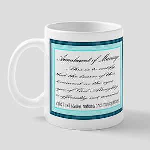 Annulment of Marriage Mug