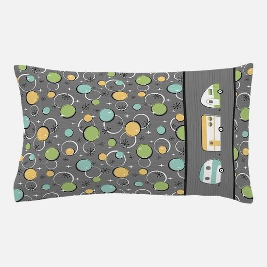 Cute Happy camper Pillow Case