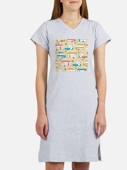 Cute Modern Women's Nightshirt