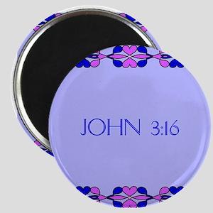 John 3:16 Bible Verse Magnets