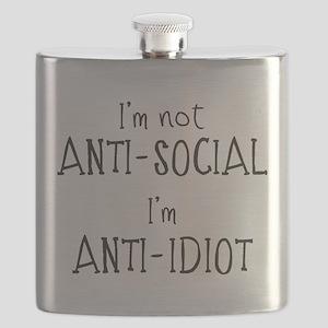 Anti-Idiot Flask