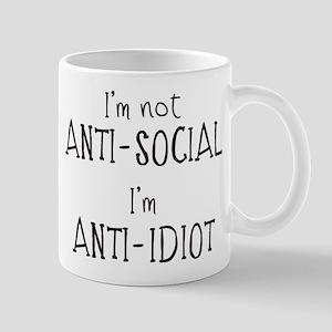 Anti-Idiot Mugs
