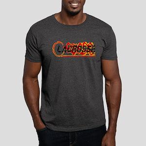 Lacrosse Fastest Black Dark T-Shirt