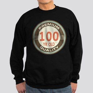 100th Birthday Vintage Sweatshirt
