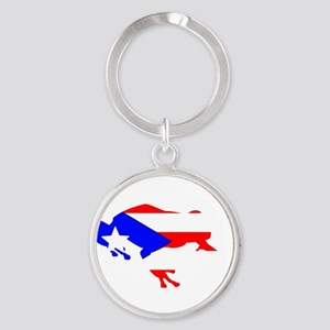 Puerto Rican Coqui Keychains