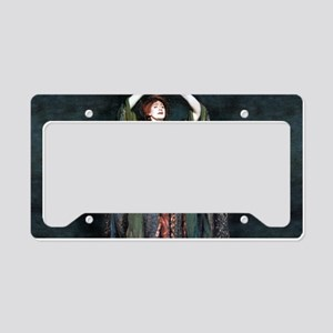 Ellen Terry - Lady Macbeth License Plate Holder
