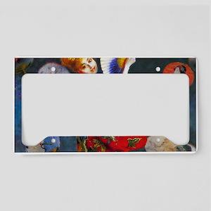 Monet: La Japonaise License Plate Holder