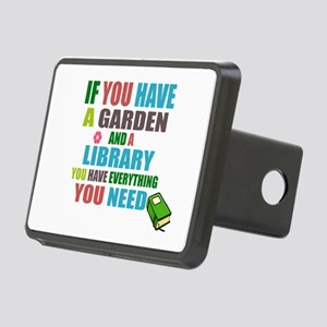 If you have a garden and a Library Rectangular Hit