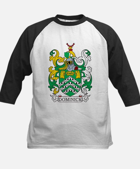 Dominick Family Crest Baseball Jersey