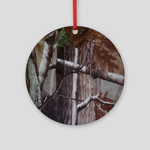 Camo 1 Ornament (Round)