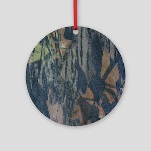 Camo 2 Ornament (Round)