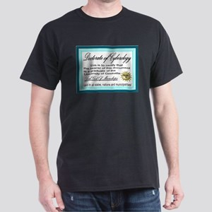 Doctorate of Cyberology Dark T-Shirt