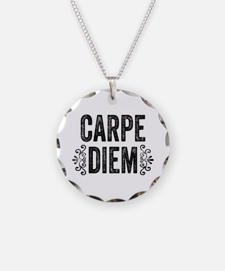 Funny Philosophy Necklace