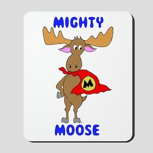 Mighty Moose Mousepad