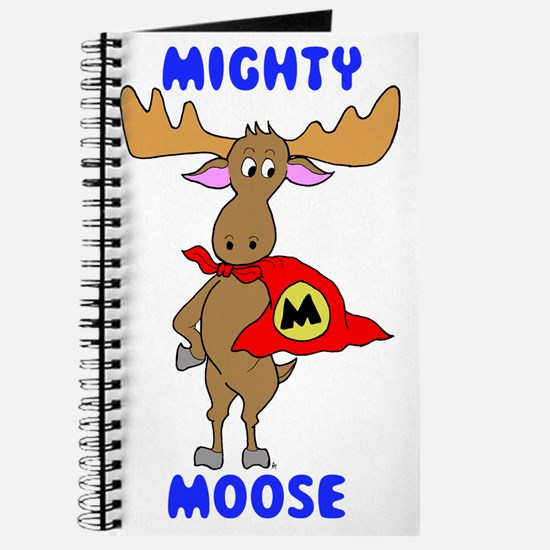 Mighty Moose Journal