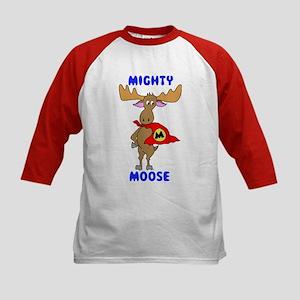 Mighty Moose Kids Baseball Jersey