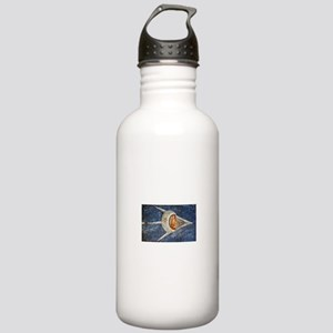The Crucifixion Water Bottle