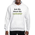 Catheter Hooded Sweatshirt