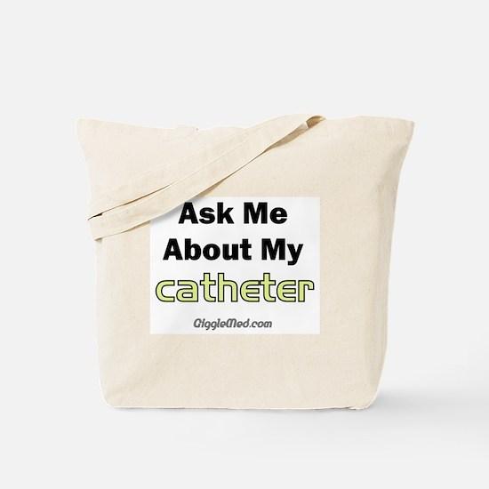 Catheter Tote Bag