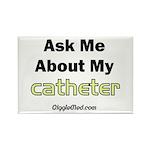 Catheter Rectangle Magnet (100 pack)