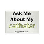 Catheter Rectangle Magnet (10 pack)