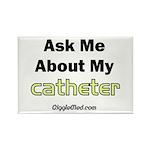 Catheter Rectangle Magnet