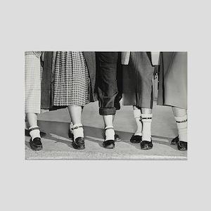 Bobby Socks, 1953 Magnets