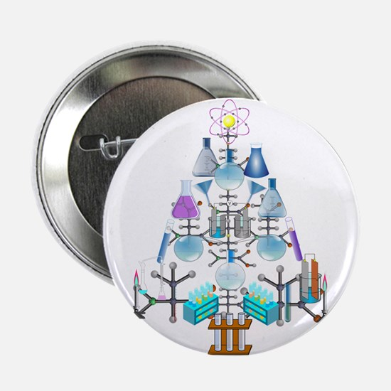 "Unique Science 2.25"" Button (10 pack)"