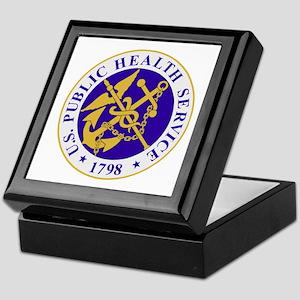 USPHS <BR>Tile Memento Box