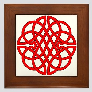 Celtic Knot 47 Framed Tile