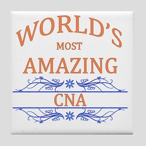 CNA Tile Coaster