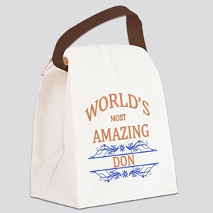 DON Canvas Lunch Bag