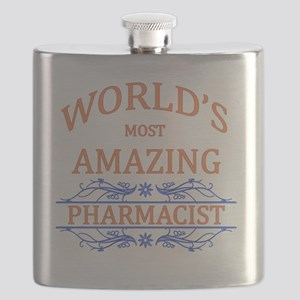 Pharmacist Flask