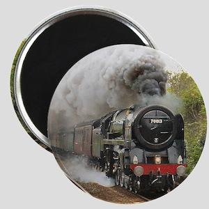 locomotive train engine 2 Magnet