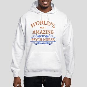 Psych Nurse  Hooded Sweatshirt