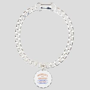 Rad Tech Charm Bracelet, One Charm