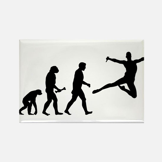Leaping Evolution Magnets
