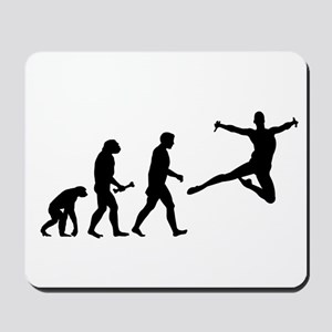 Leaping Evolution Mousepad
