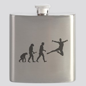 Leaping Evolution Flask