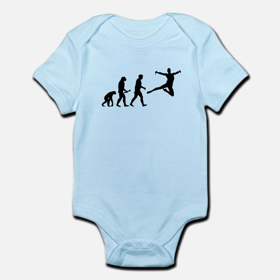 Leaping Evolution Body Suit