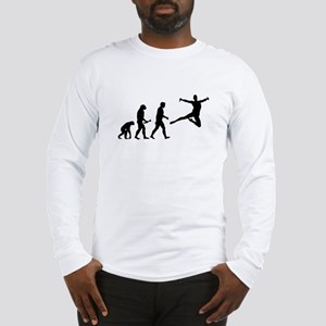 Leaping Evolution Long Sleeve T-Shirt
